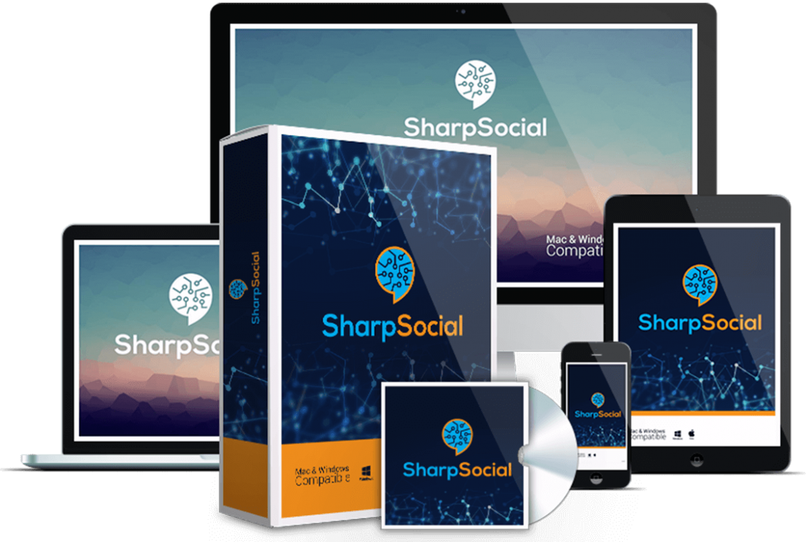 Sharp Social Review