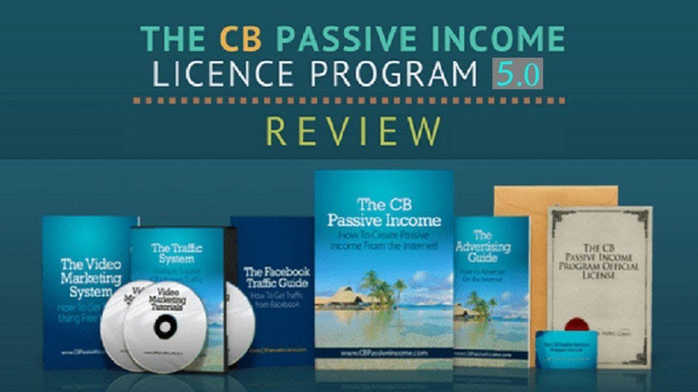 CB Passive Income Version 5.0 Review