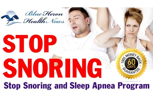 The Stop Snoring and Sleep Apnea Program Review