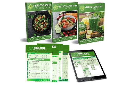 Plant-Based Recipe Cookbook Review
